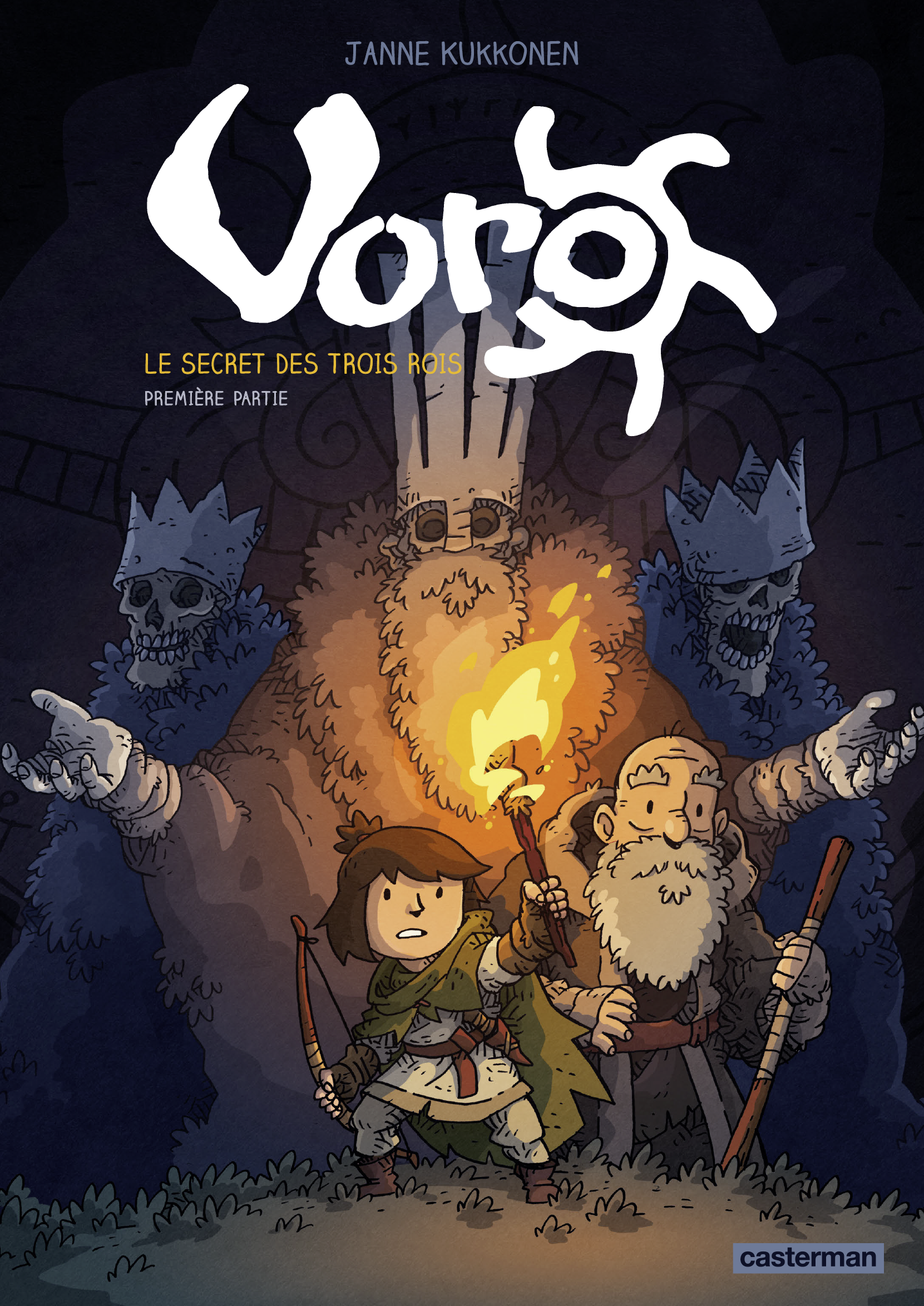 Voro (Tome 1)  - Le secret ...