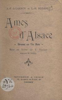 Âmes d'Alsace