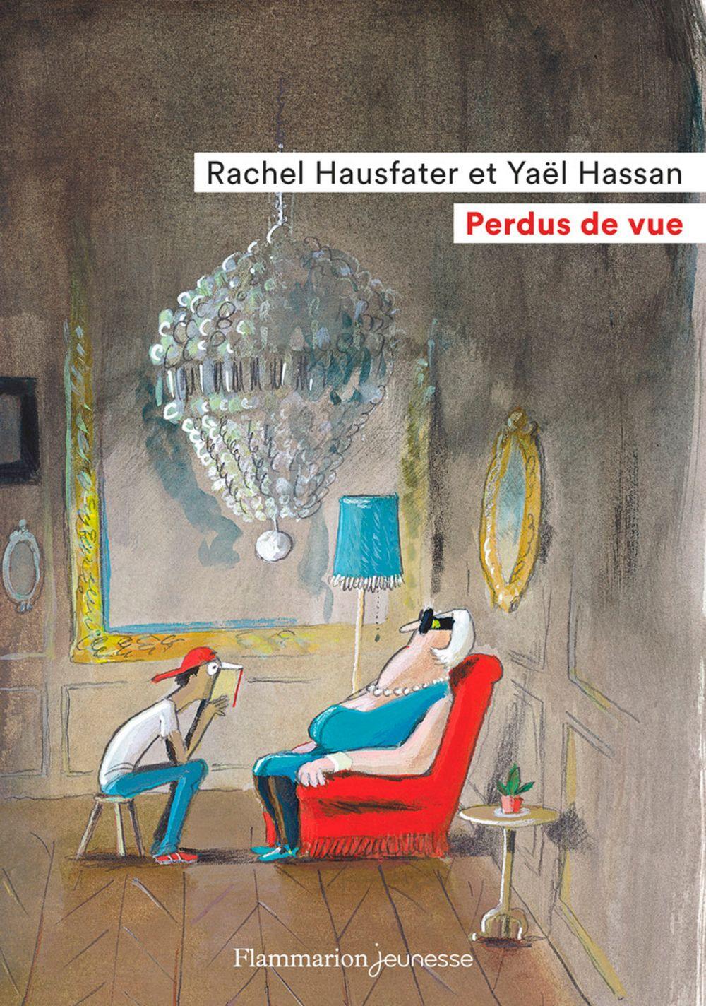 Perdus de vue | Hassan, Yaël. Auteur