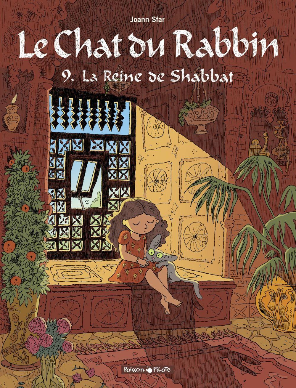 Le Chat du Rabbin  - Tome 9 - La Reine de Shabbat | Sfar, Joann. Auteur