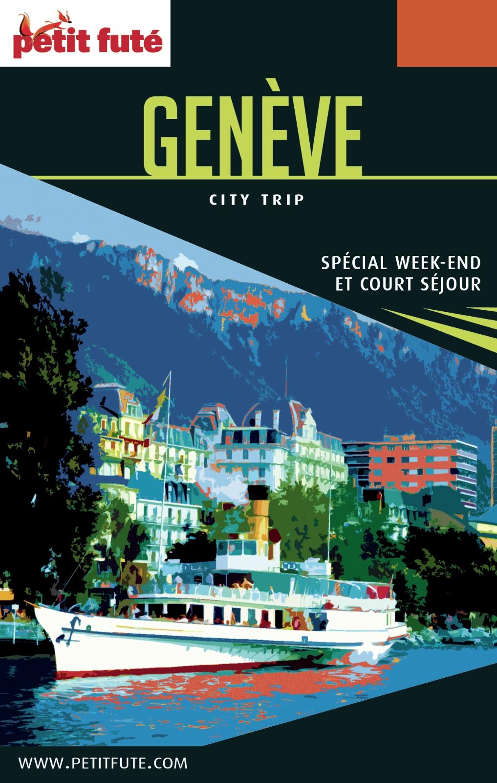GENÈVE CITY TRIP 2017 City ...