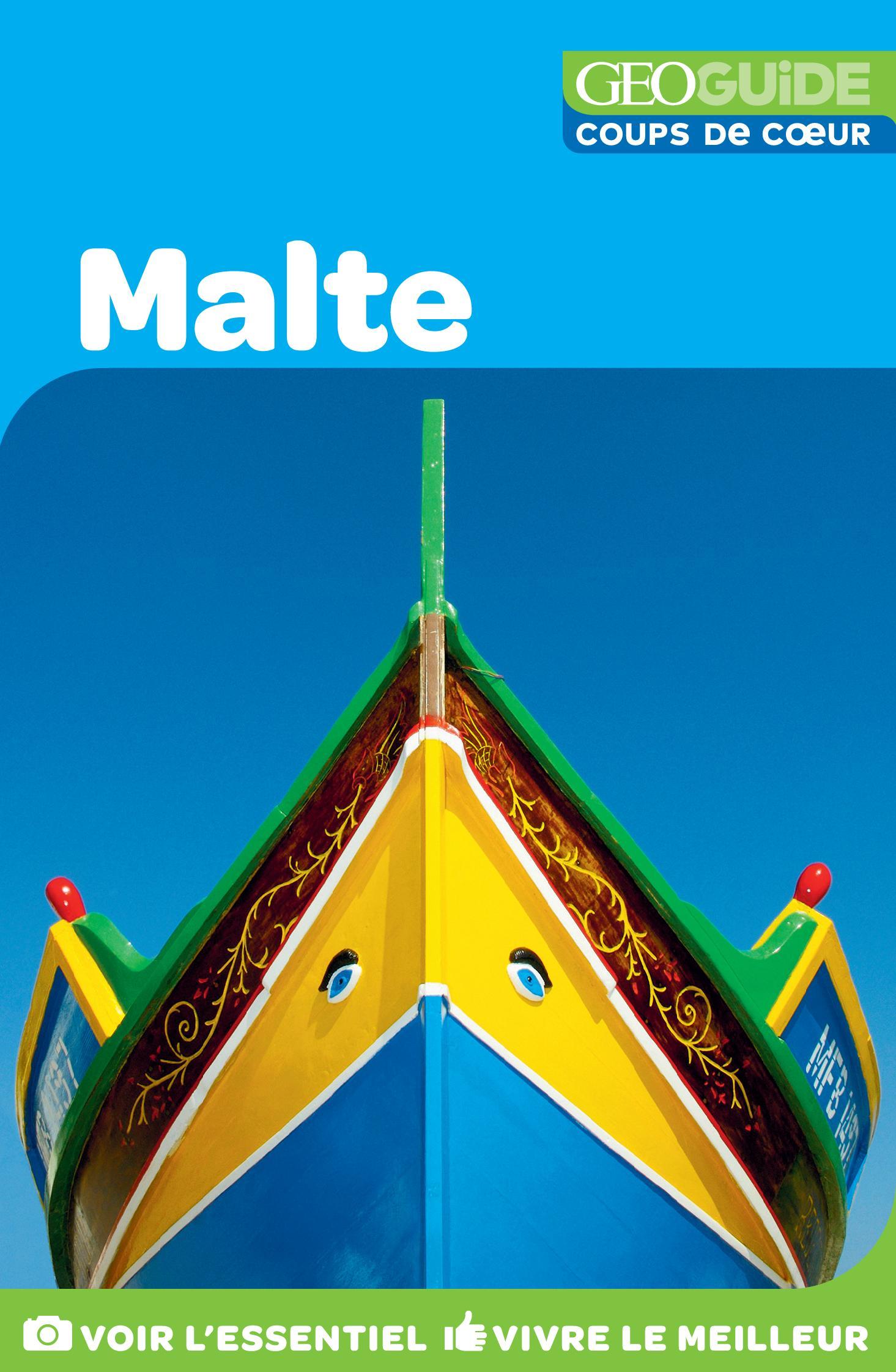 GEOguide Coups de coeur Malte