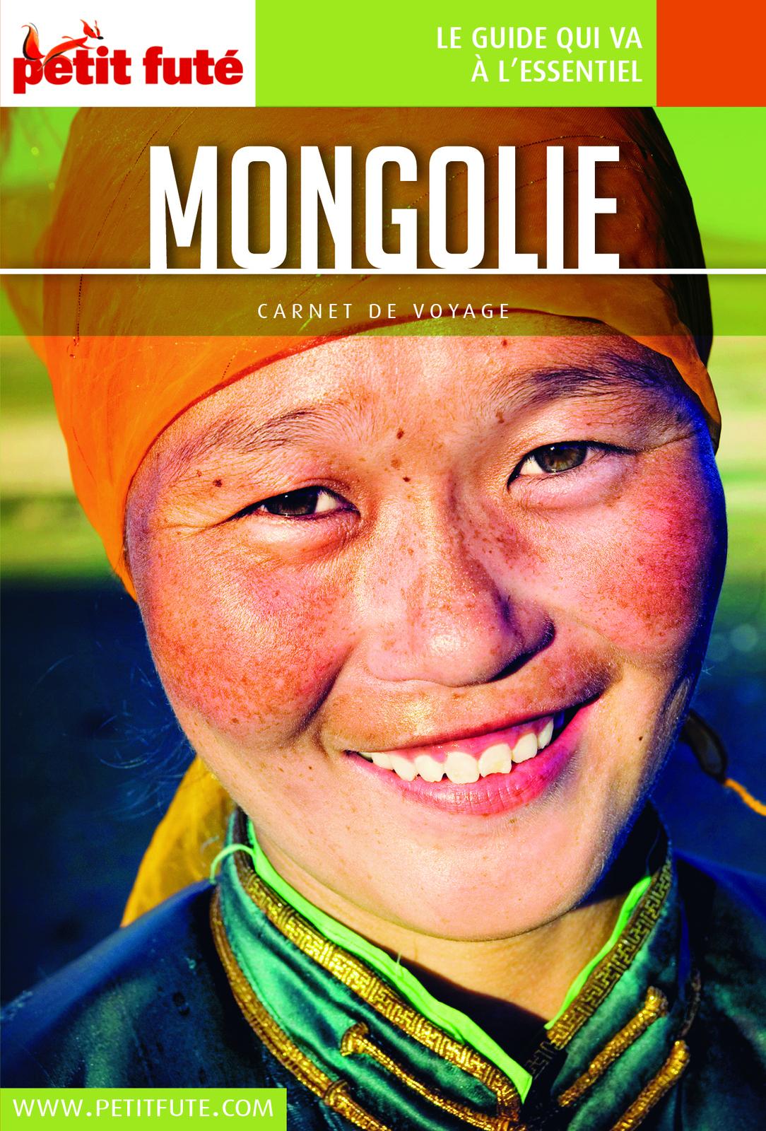 MONGOLIE 2018 Carnet Petit Futé