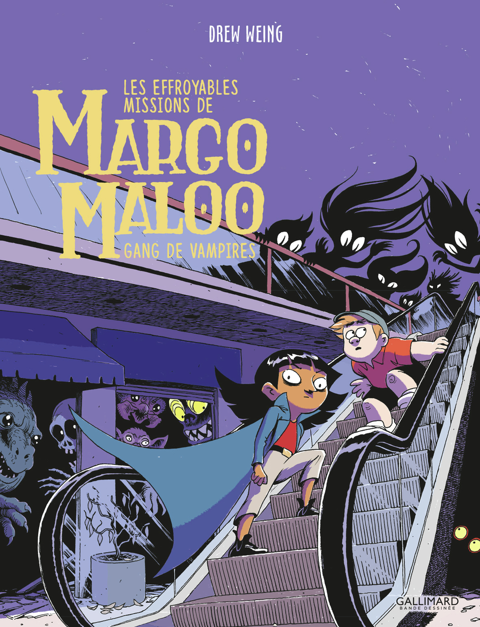 Les Effroyables Missions de Margo Maloo (Tome 2) | Weing, Drew
