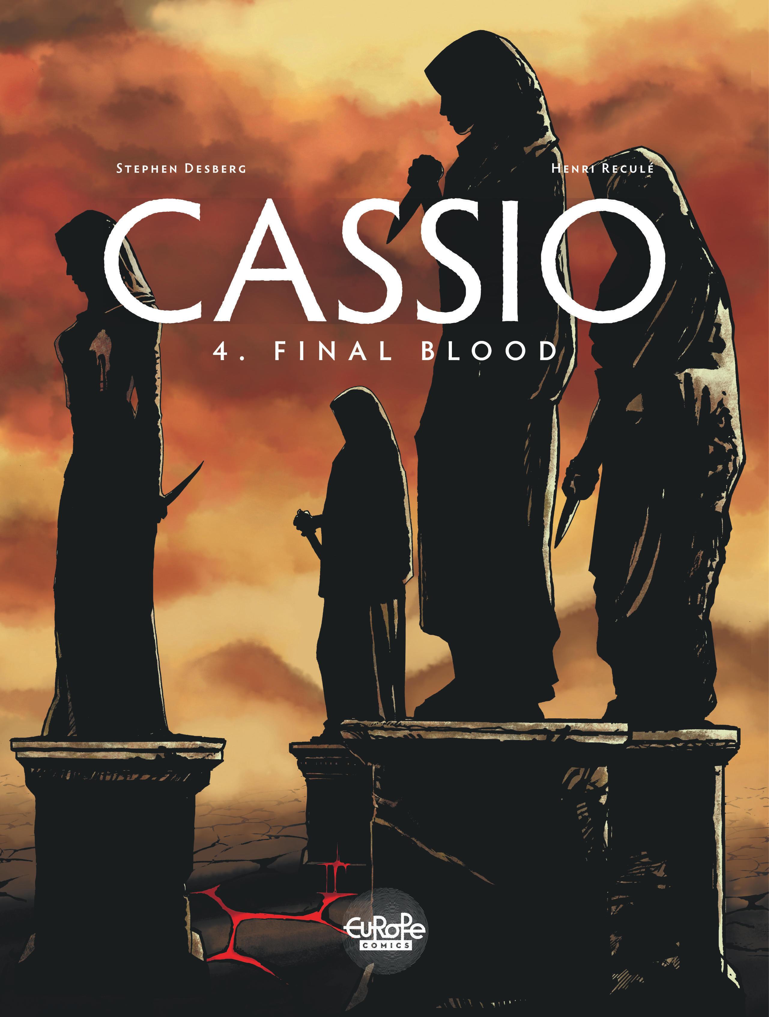 Cassio - Volume 4