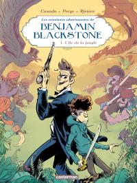 Benjamin Blackstone (Tome 1...