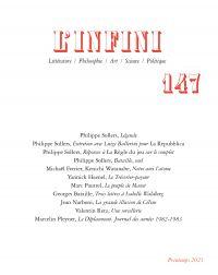 L'Infini N° 147