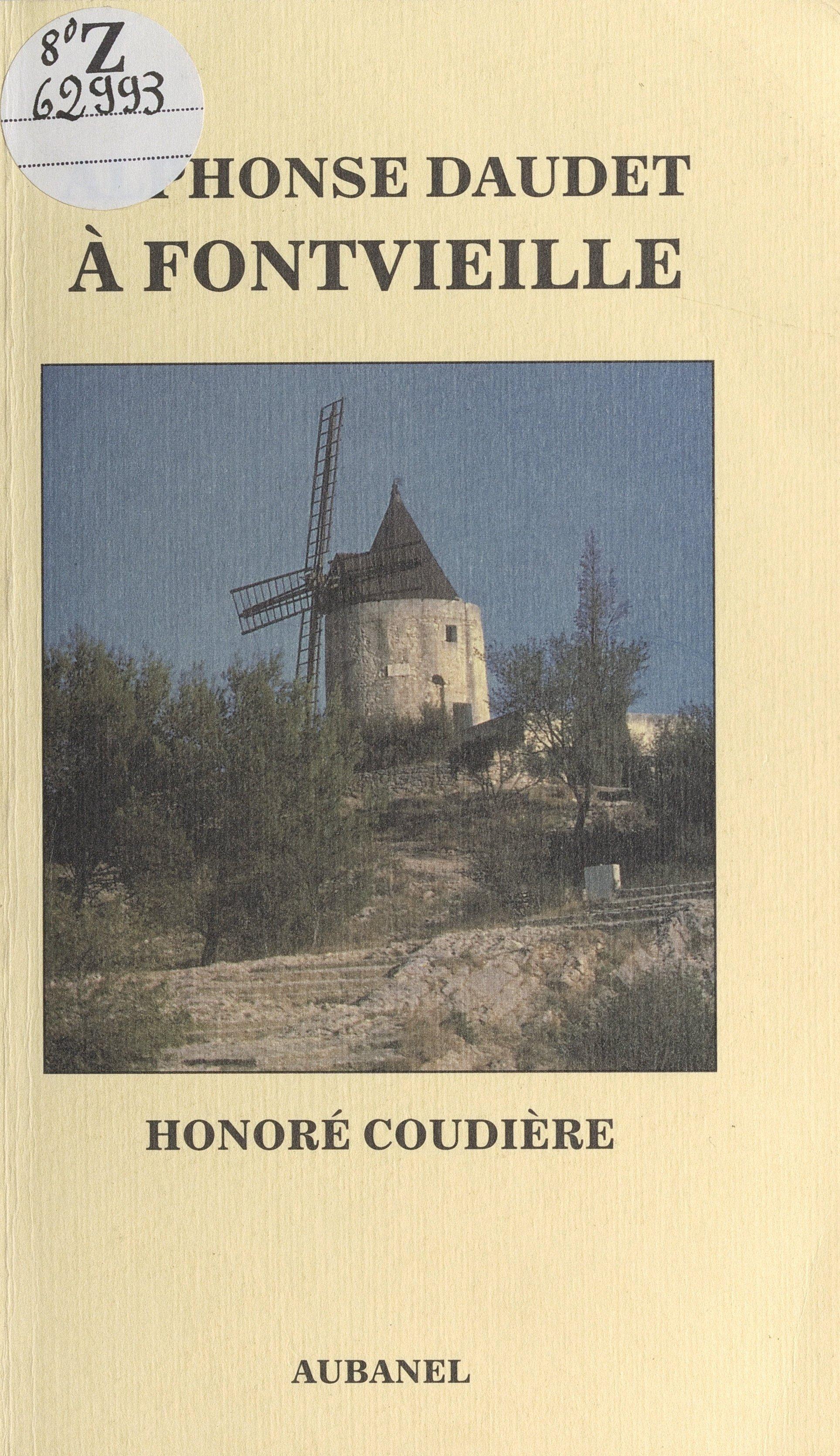 Alphonse Daudet à Fontvieille