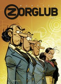 Zorglub. Volume 3, Lady Z