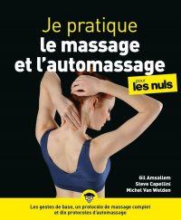 Image de couverture (Je pratique le massage et l'automassage pour les Nuls)