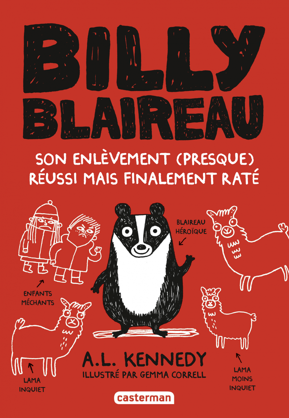 Billy Blaireau (Tome 1)  