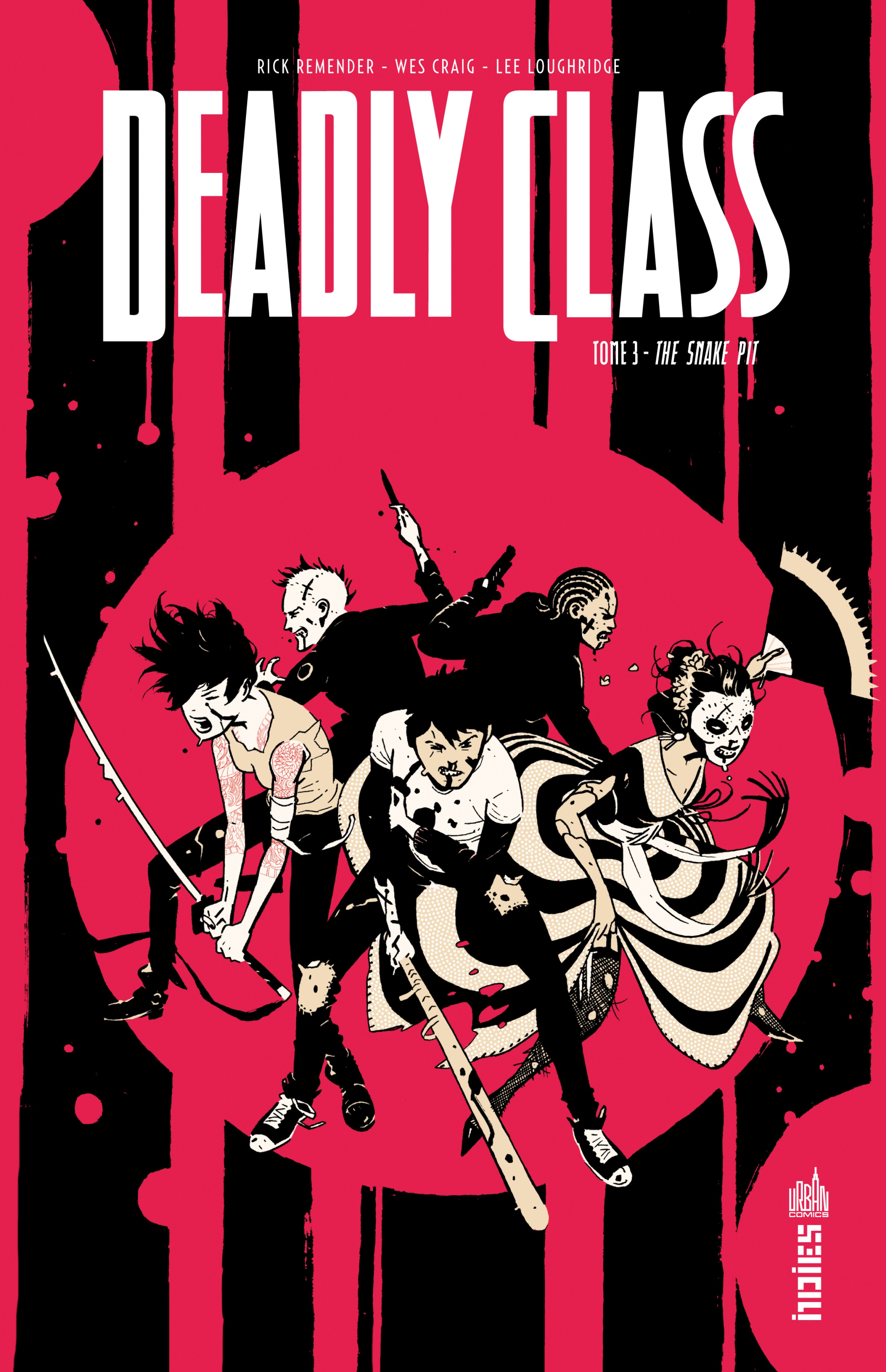 Deadly Class - Tome 3 | Rick Remender,