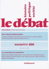 Le Débat N° 200 (Mai - août 2018)
