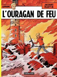 Lefranc (Tome 2) - L'ouraga...