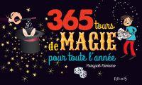 Image de couverture (365 tours de magie pour toute l'année)