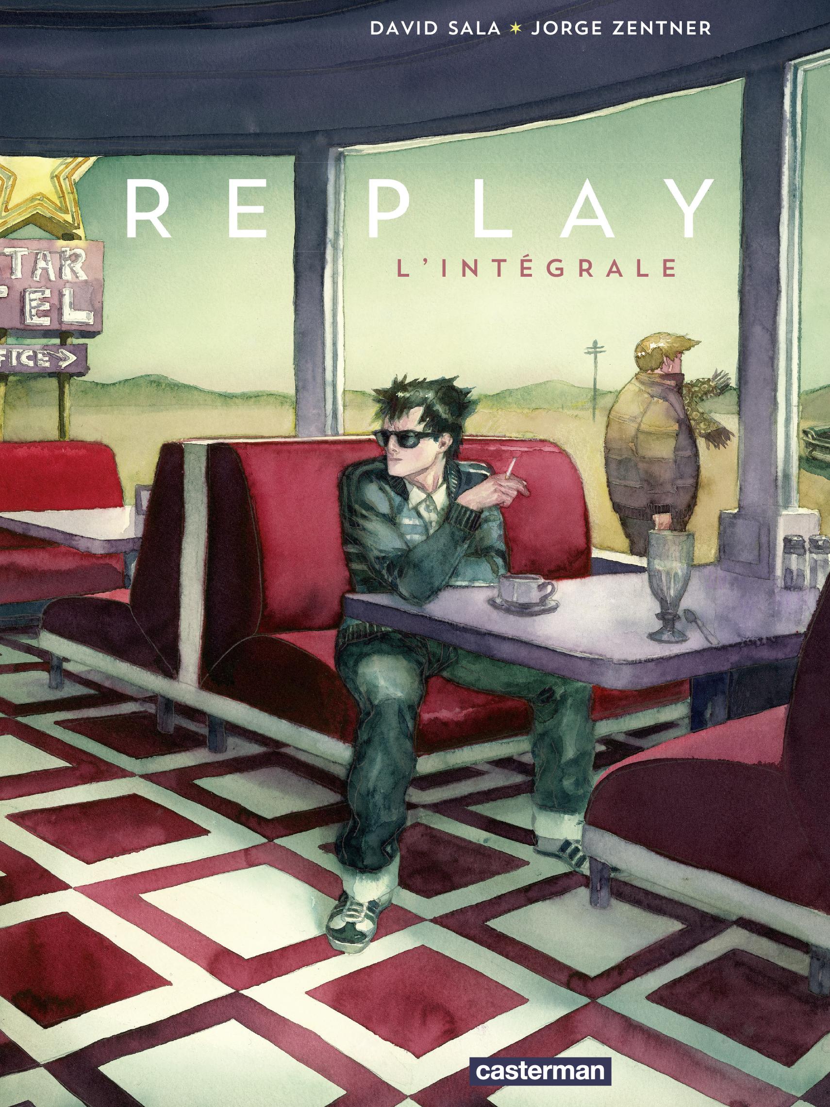 Replay (L'Intégrale) | Sala, David