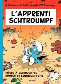 Les Schtroumpfs - tome 07 - L'Apprenti Schtroumpf