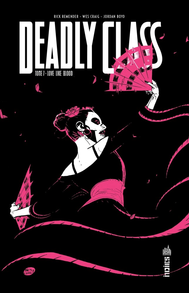Deadly Class - Tome 7