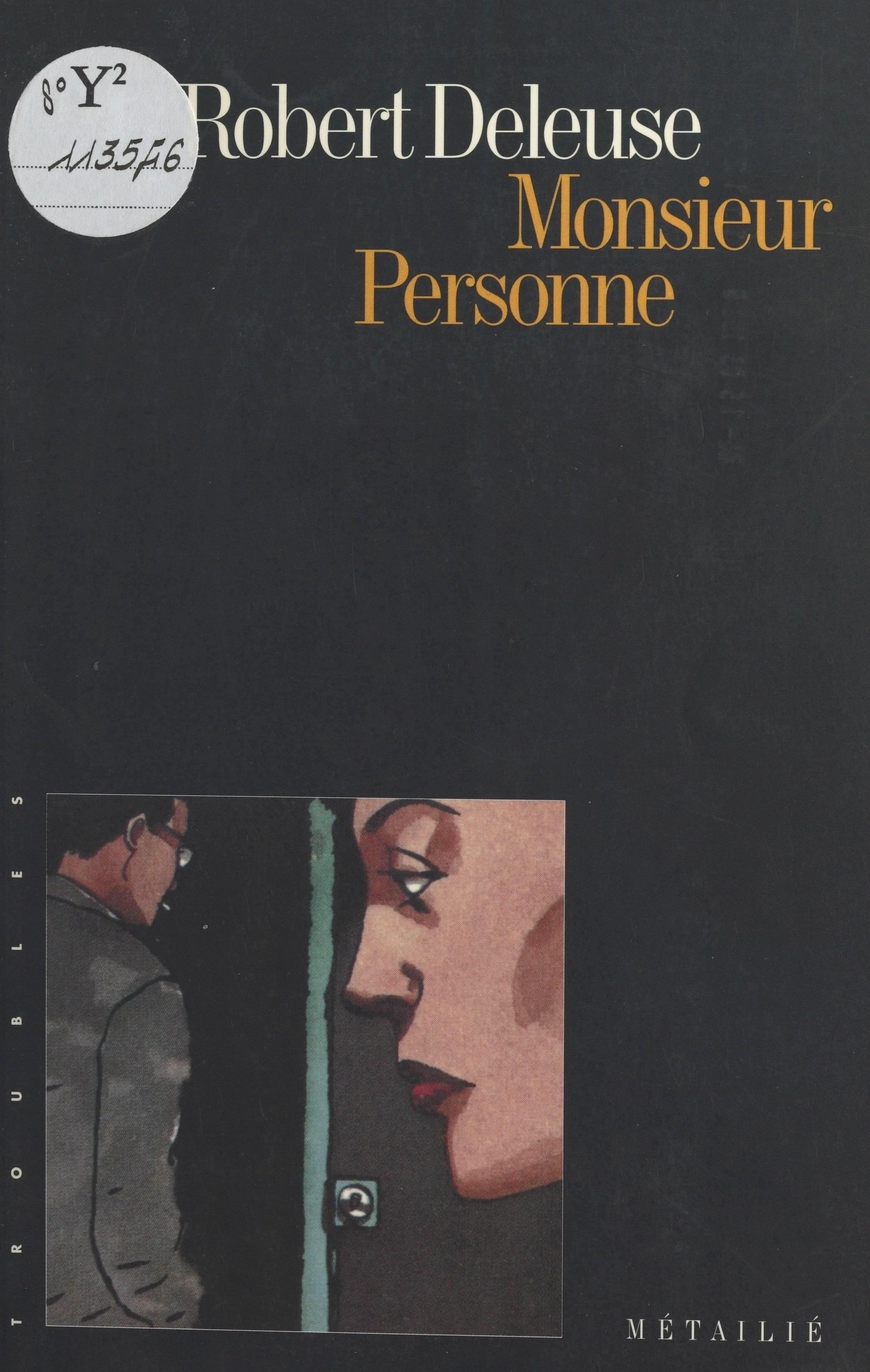 Monsieur Personne