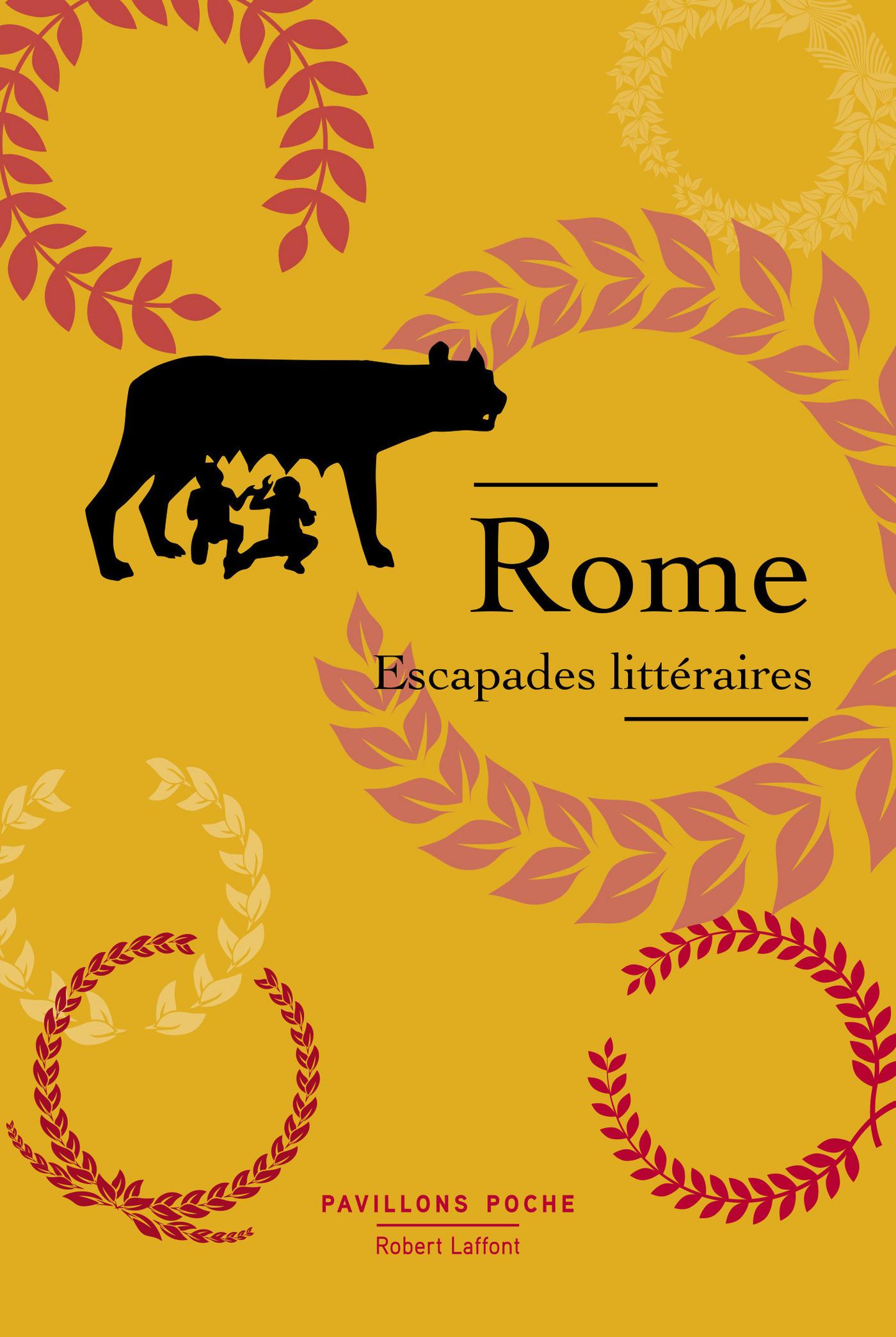 Rome, Escapades littéraires