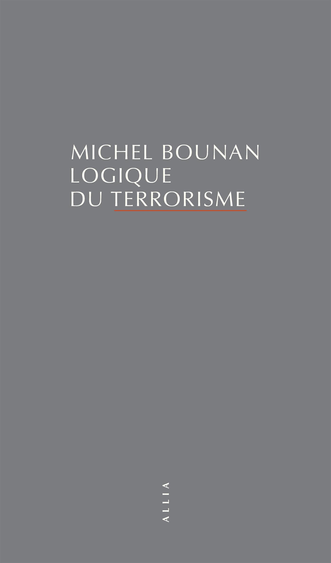 Logique du terrorisme