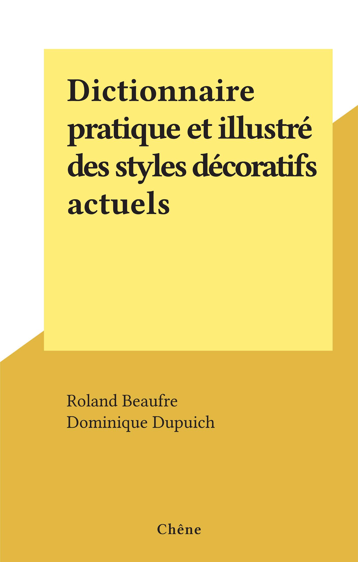 Dictionnaire pratique et il...