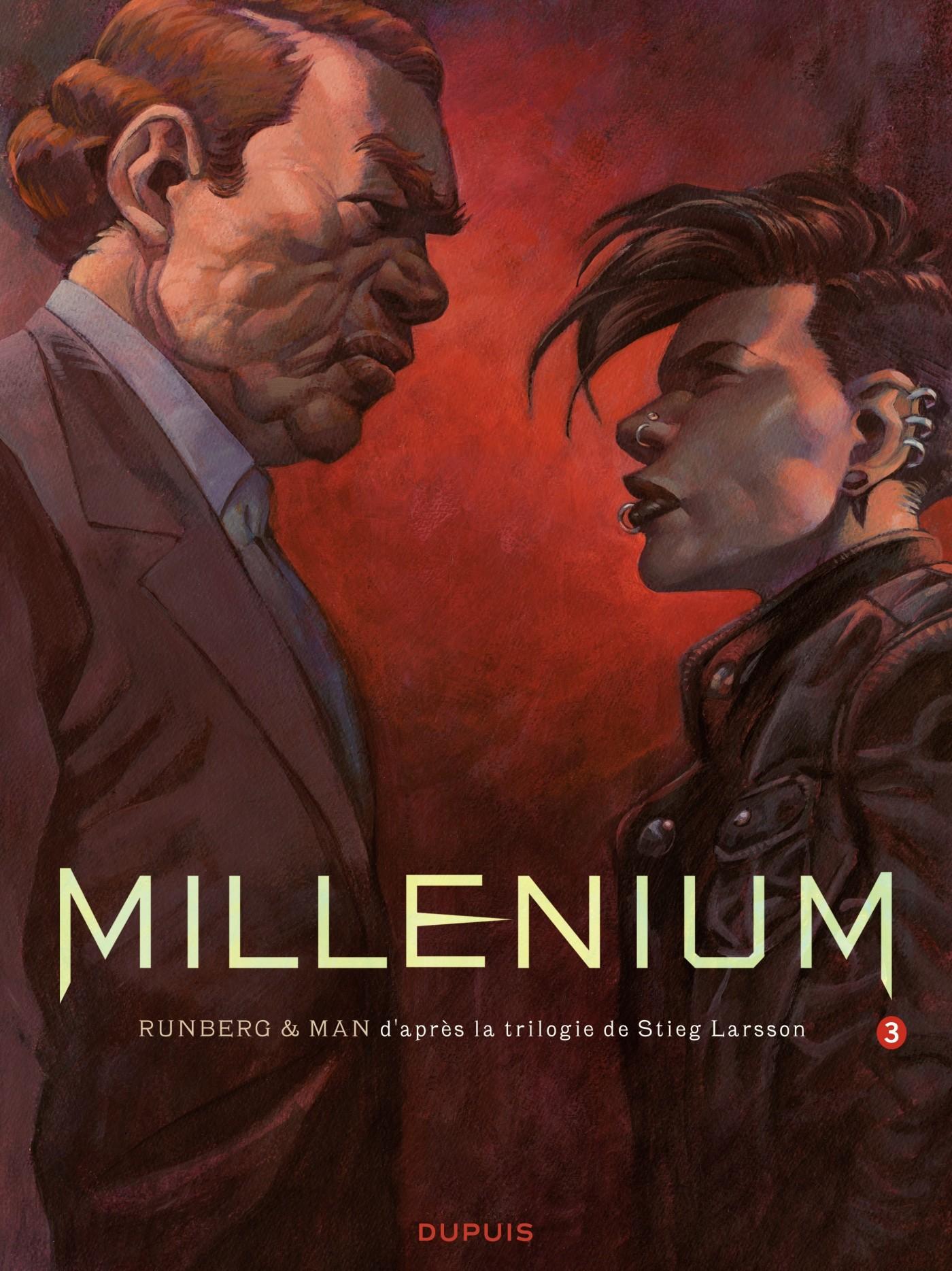 Millenium - Tome 3