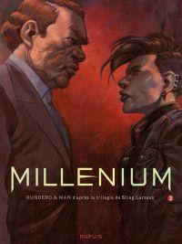 Millénium. Volume 3, La fille qui rêvait d'un bidon d'essence et d'une allumette : première partie
