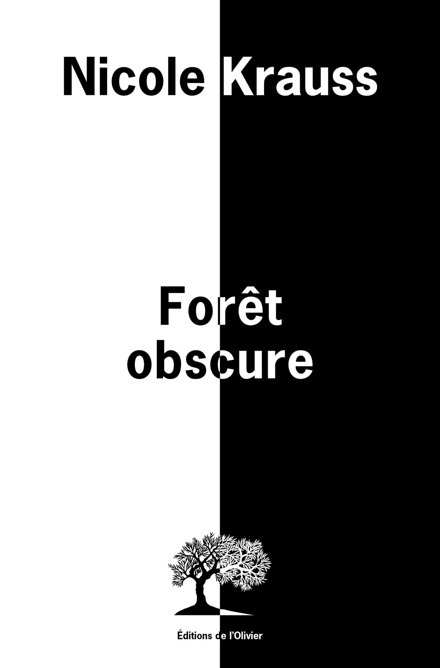 Forêt obscure | Krauss, Nicole