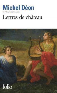 Lettres de château. À Larba...