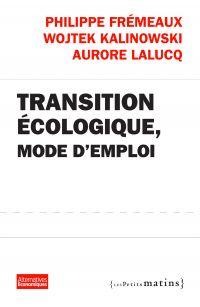Transition écologique, mode...