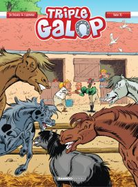 Triple Galop - Tome 16