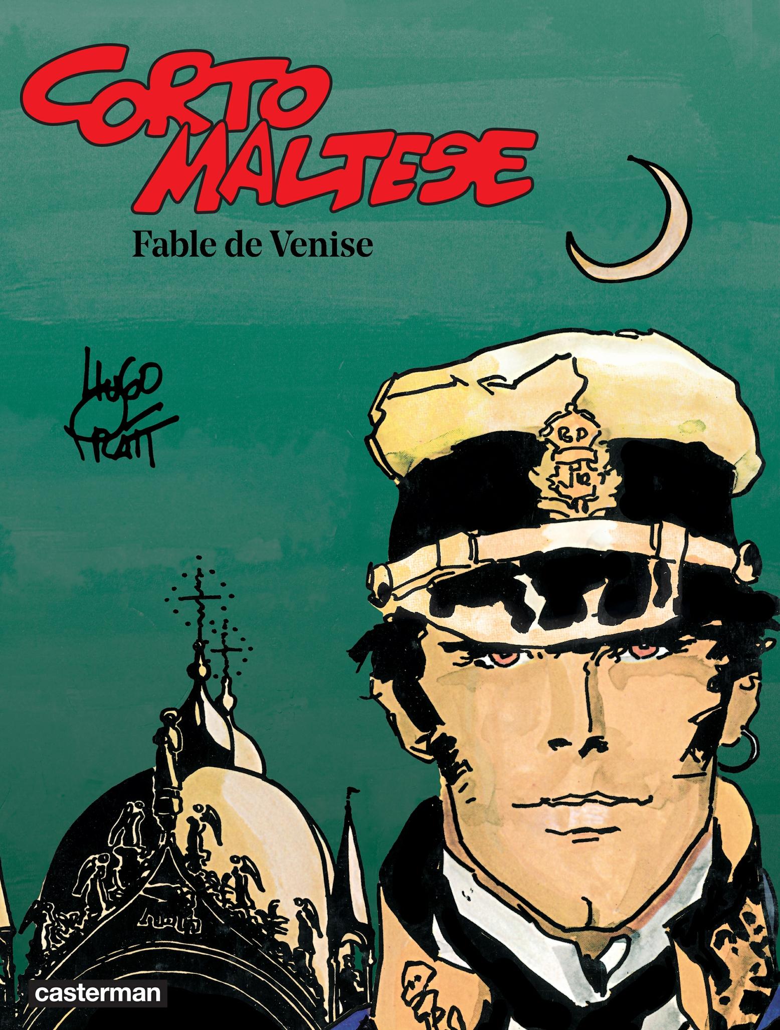 Corto Maltese (Tome 7) - Fable de Venise | Pratt, Hugo