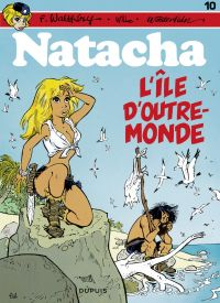 Natacha - tome 10 - L'Île d...