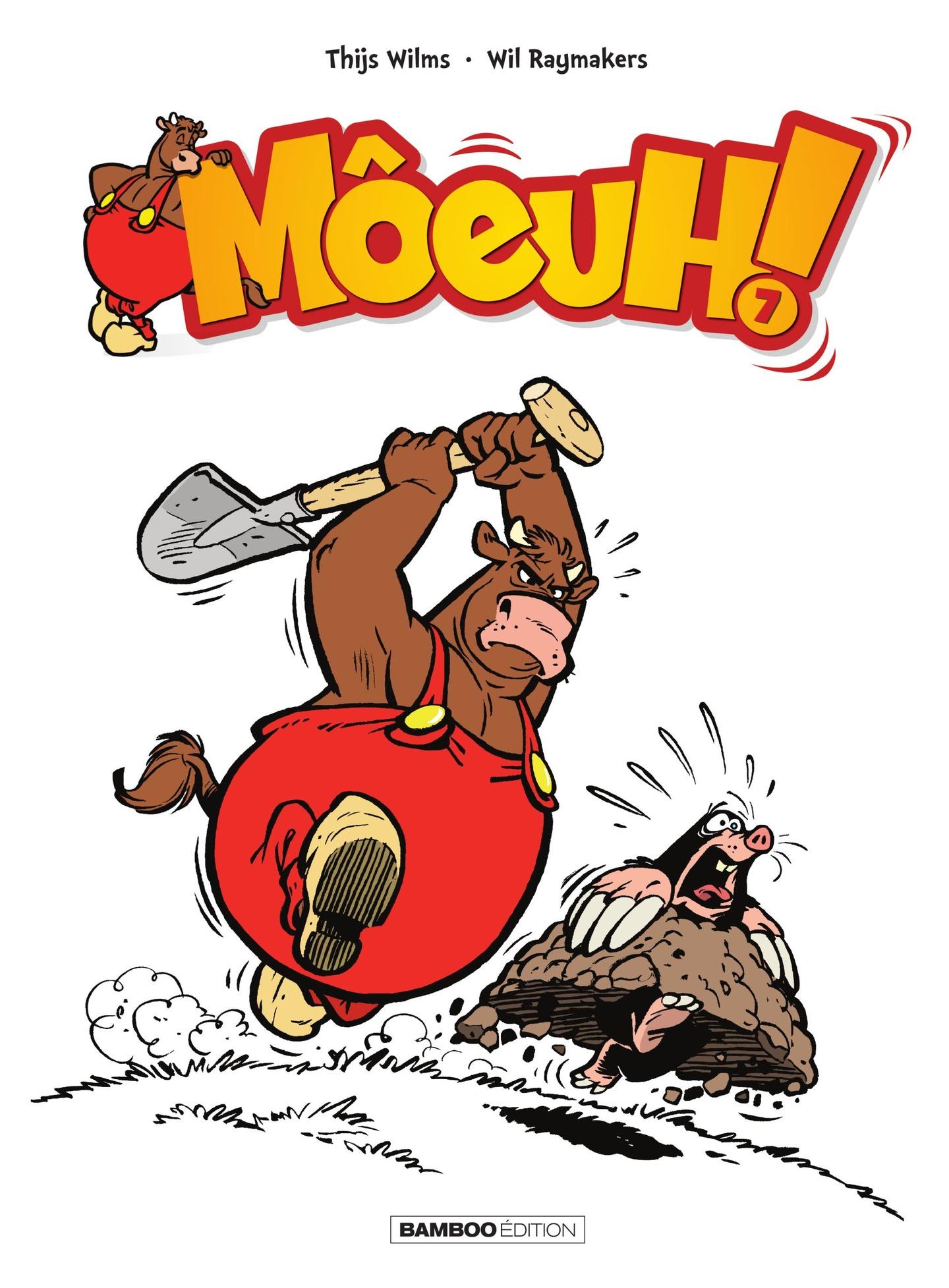 Moeuh - Tome 7