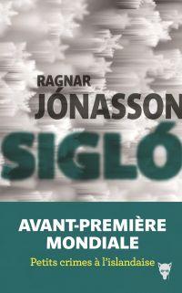 Cover image (Sigló Ari Thór 6)