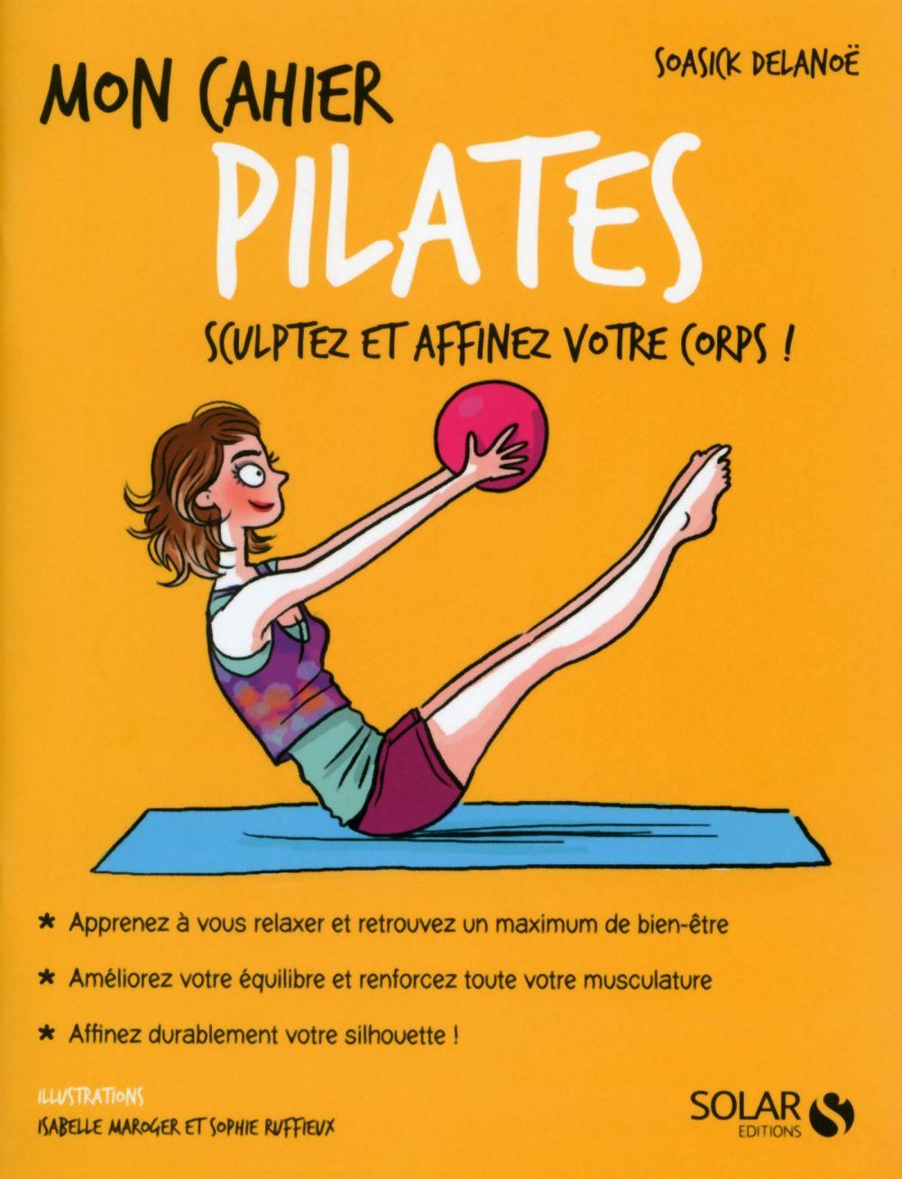 Mon cahier Pilates |