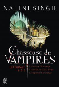 Chasseuse de vampires  - L'Intégrale 2 (Tomes 4, 5 et 6) | Singh, Nalini. Auteur