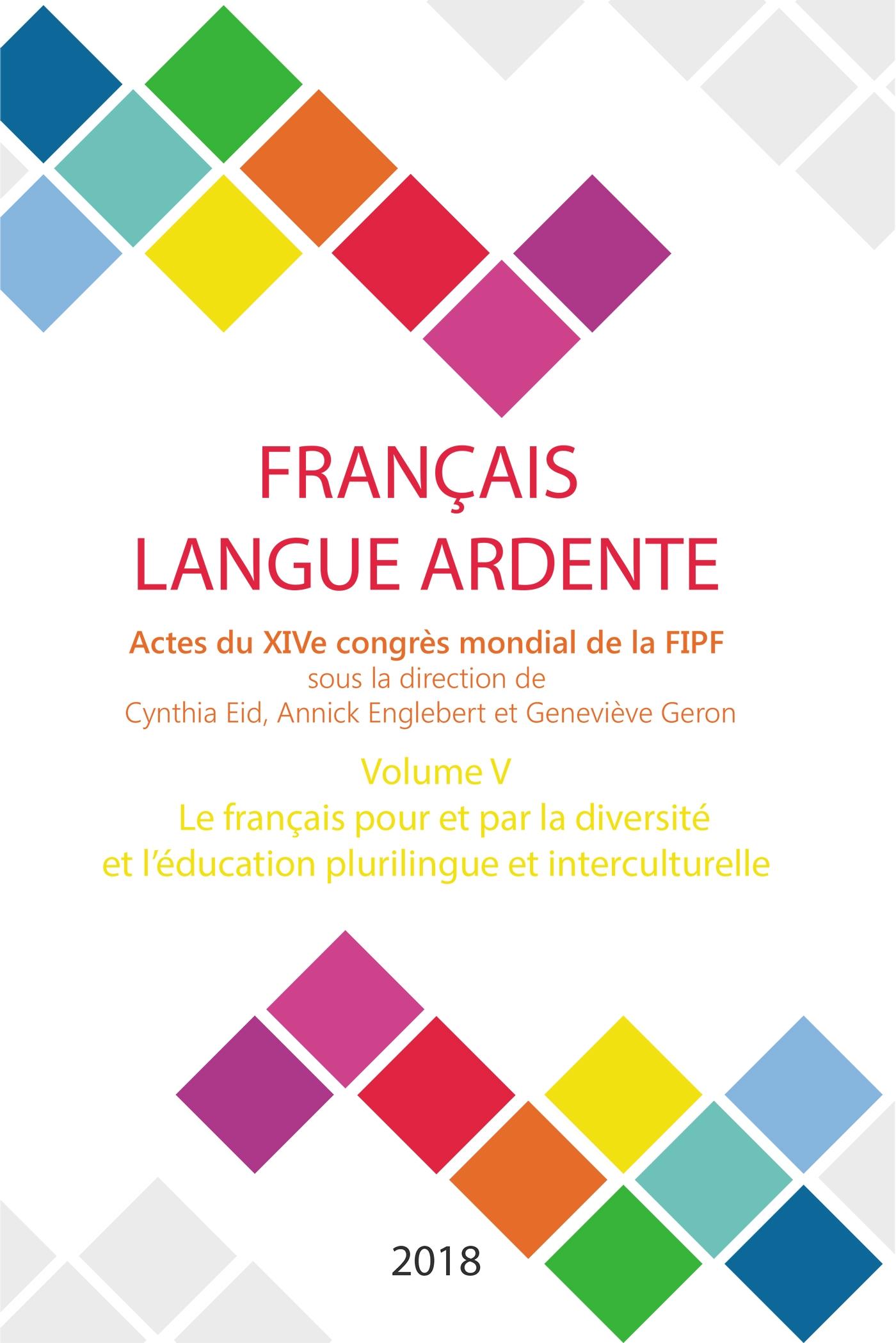 Le français pour et par la ...