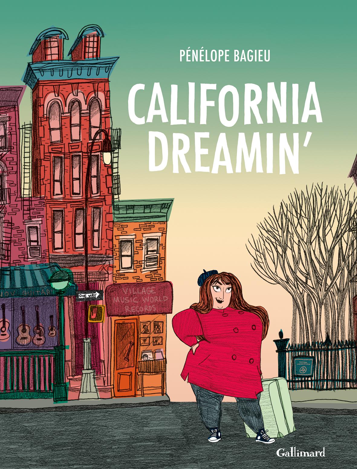California dreamin' | Bagieu, Pénélope