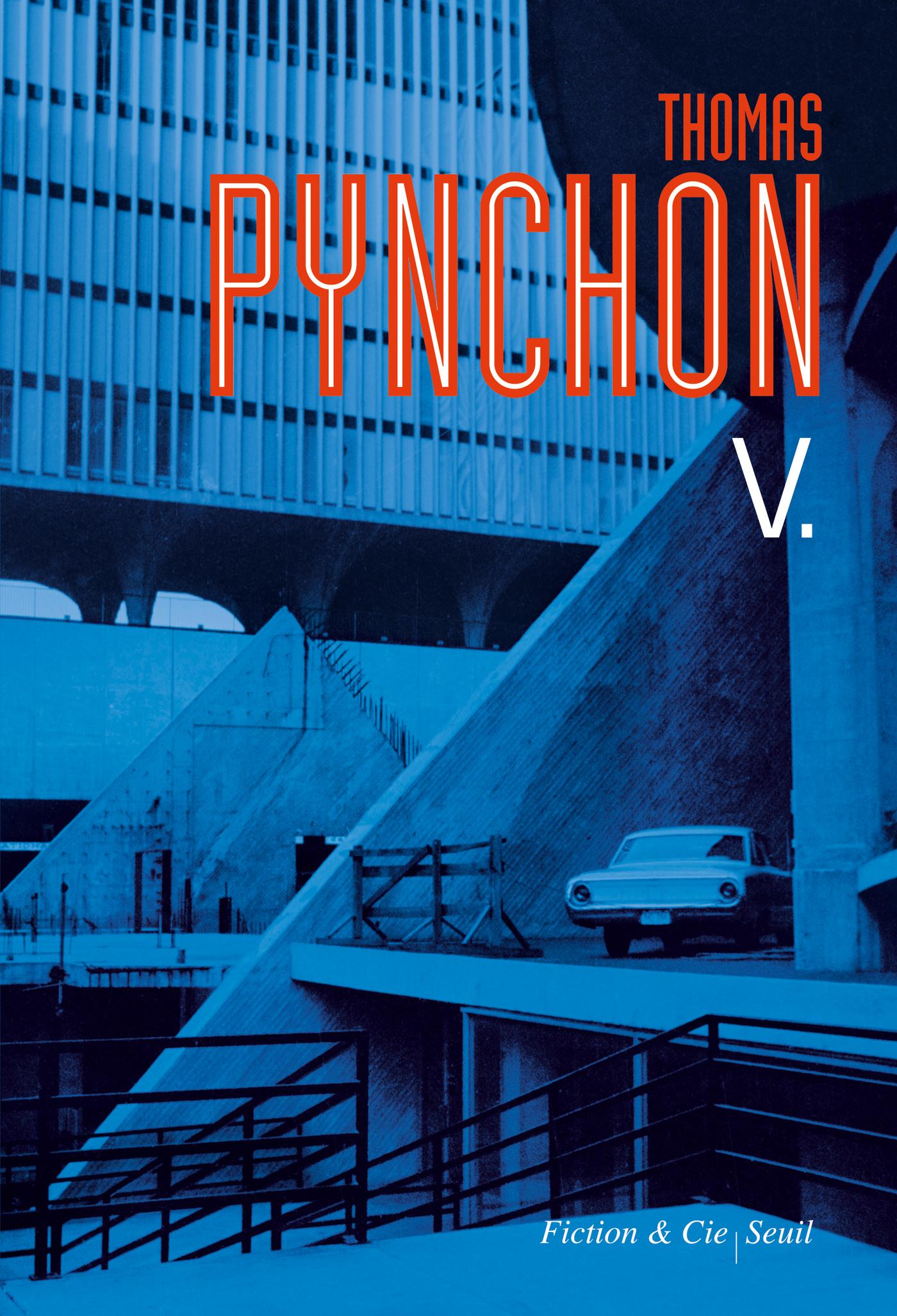 V.   Pynchon, Thomas