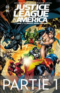 Justice League of America -...