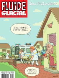 Magazine Fluide Glacial N°521