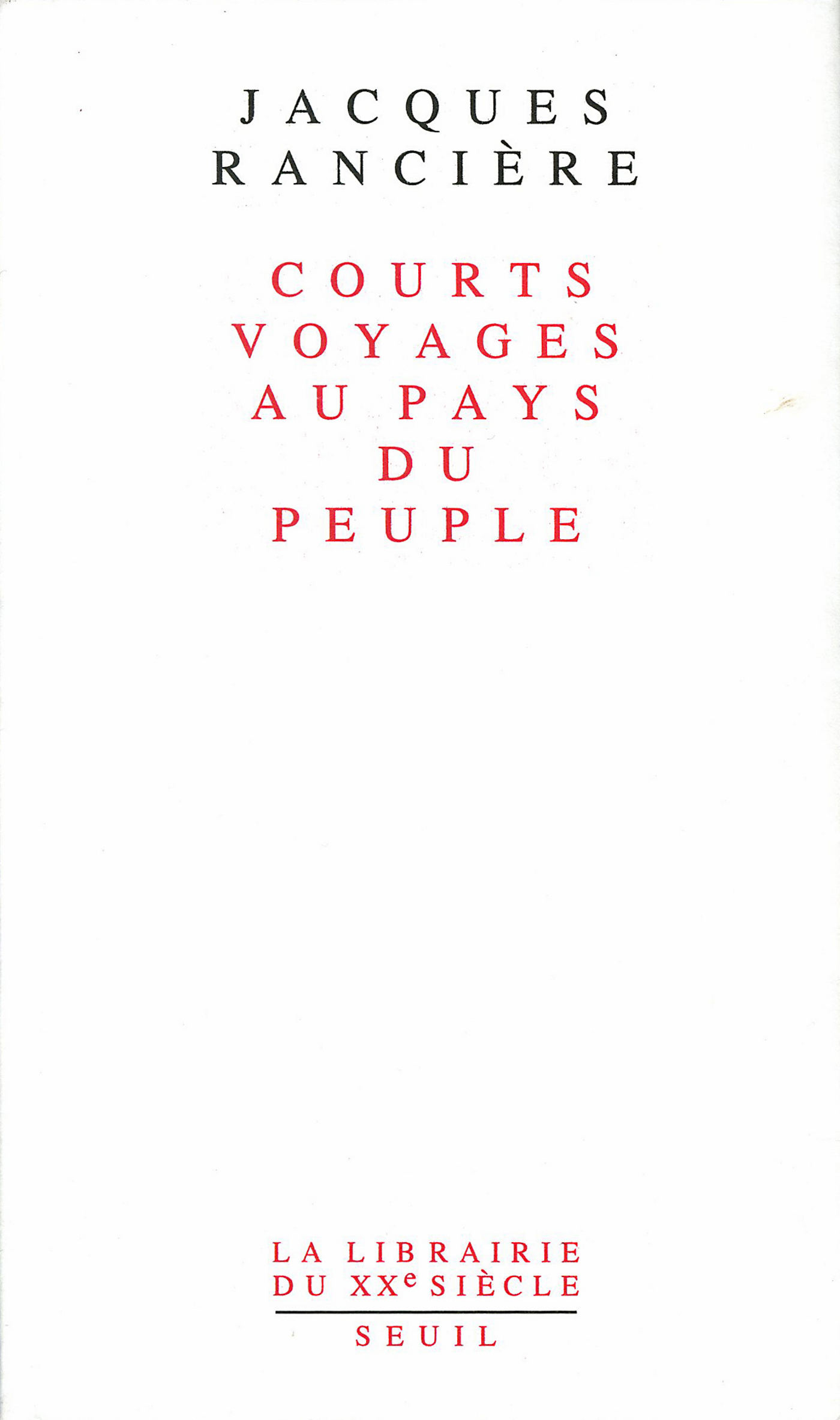 Courts Voyages au pays du peuple