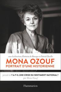 Mona Ozouf. Portrait d'une ...