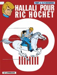 Ric Hochet - tome 28 - Hall...