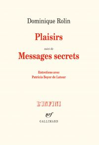 Plaisirs / Messages secrets