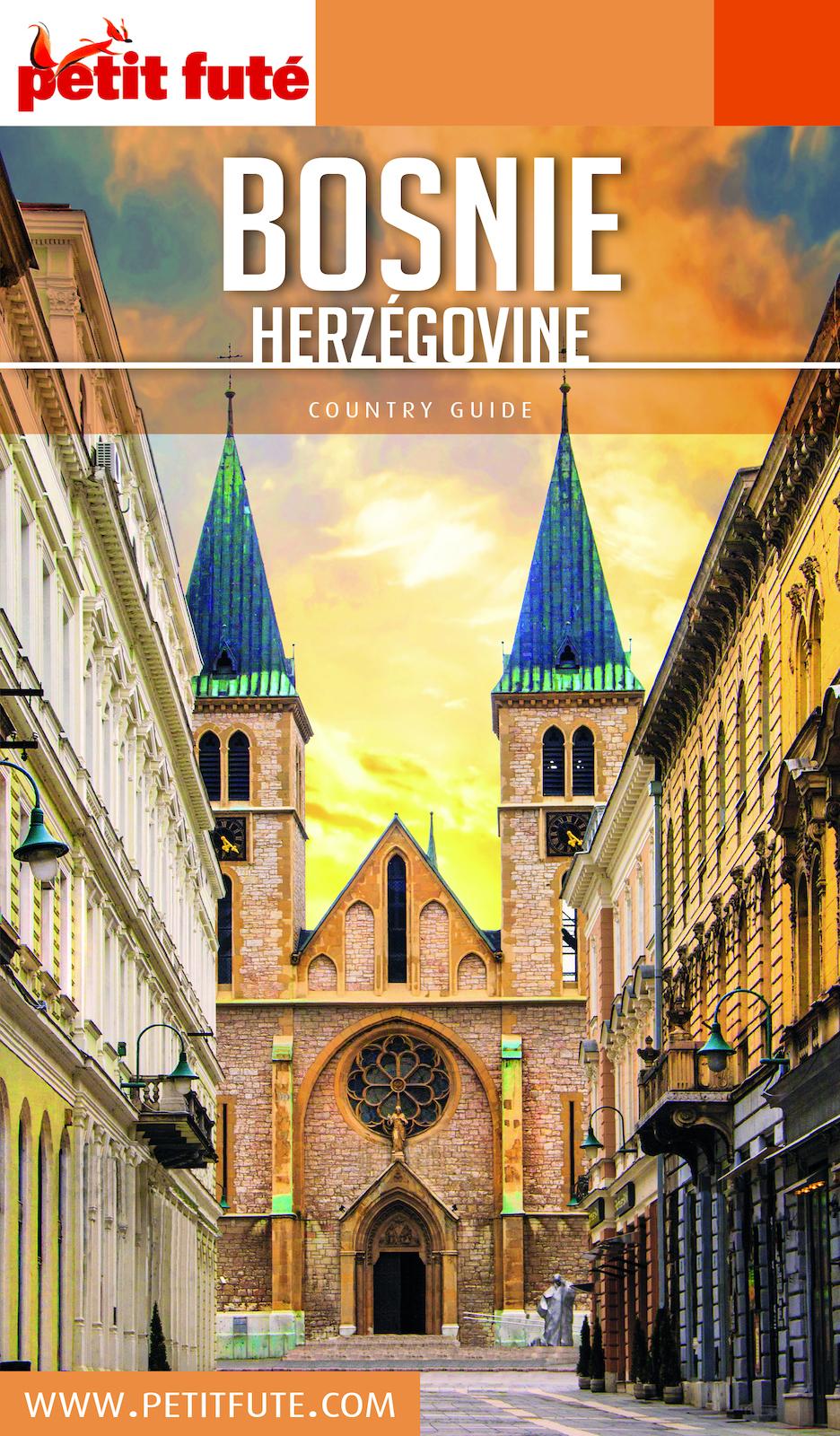 BOSNIE-HERZÉGOVINE 2018/2019 Petit Futé | Auzias, Dominique