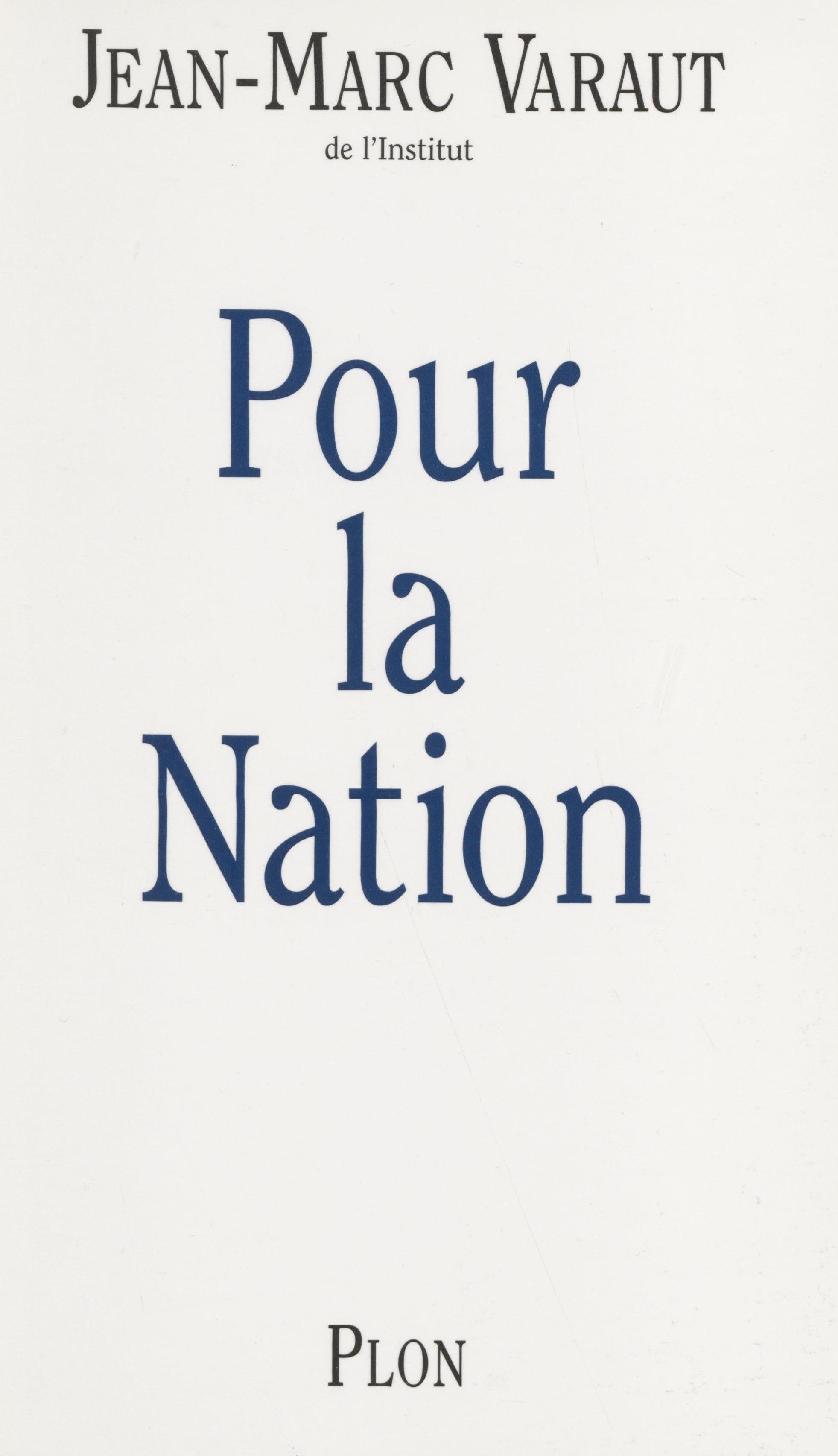 Pour la Nation