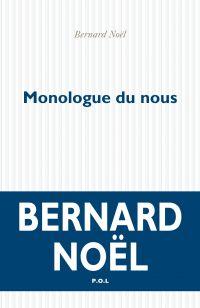 Image de couverture (Monologue du nous)